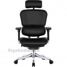 ERGOHUMAN Plus Lux кожаное компьютерное кресло