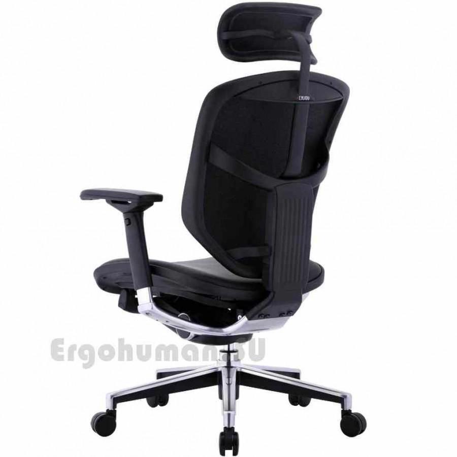 Кожаное компьютерное кресло ENJOY Elite Lux