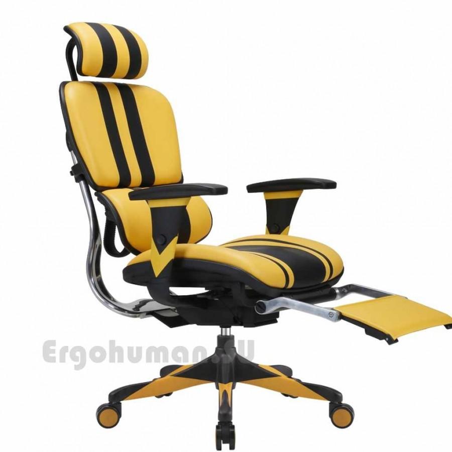Эргономичное кресло для геймера ERGOFIT MARS