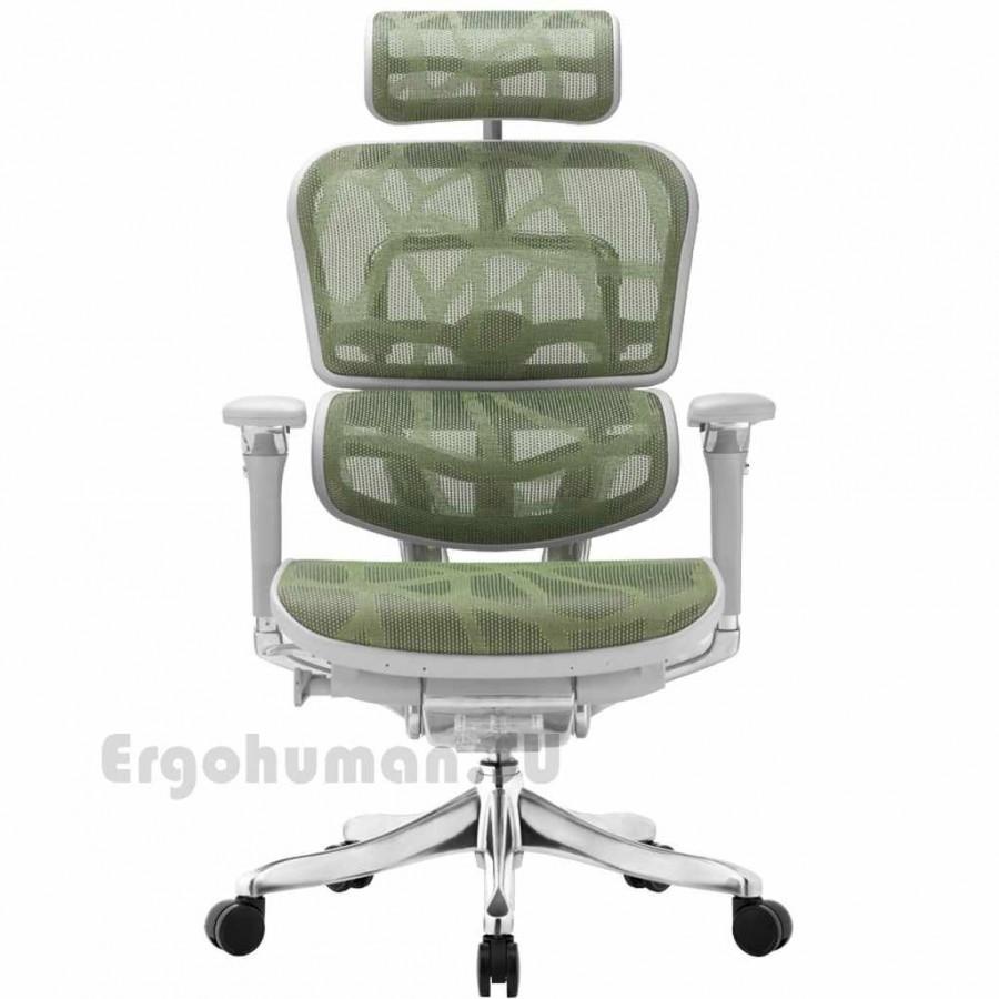 Сетчатое эргономичное кресло ERGOHUMAN Plus Luxury Mesh