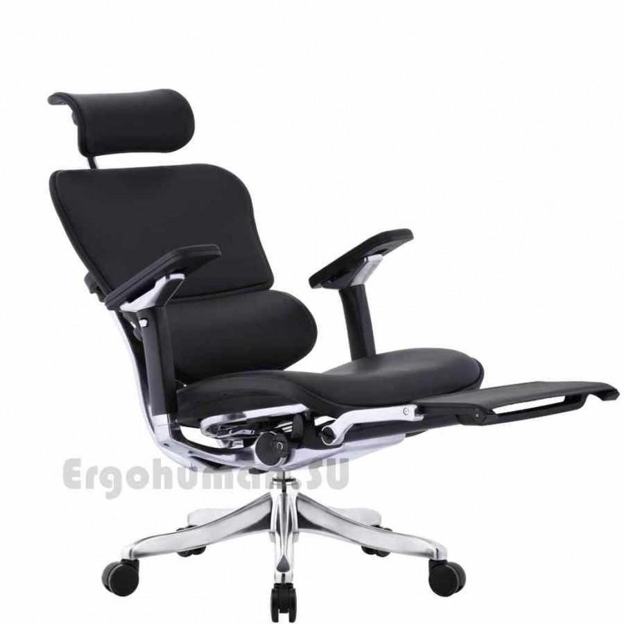 Кресло-реклайнер ERGOHUMAN Plus Luxury LegRest