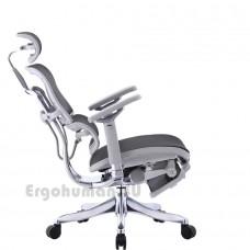 ERGOHUMAN Plus Luxury Mesh LegRest сетчатое кресло-реклайнер