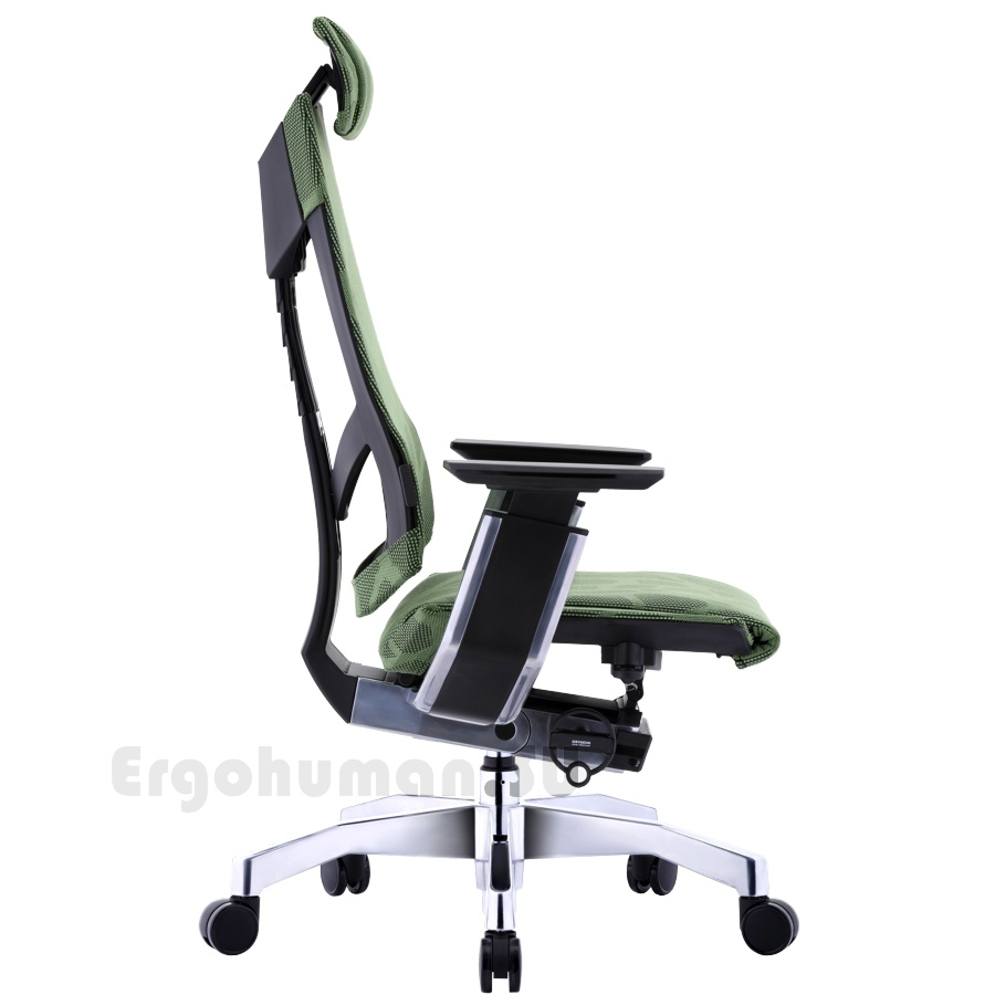 Сетчатое эргономичное кресло GENIDIA Mesh