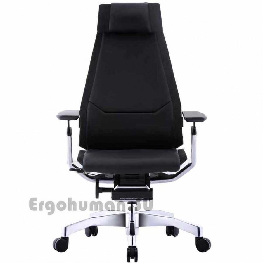 Кожаное эргономичное кресло GENIDIA Lux