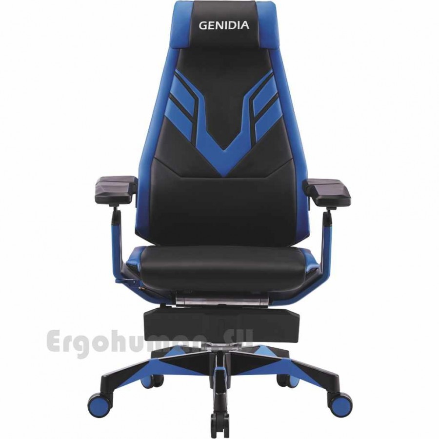 Геймерское эргономичное кресло GENIDIA MARS