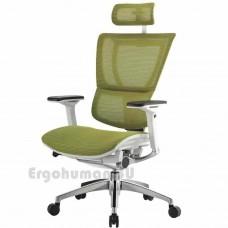 MIRUS IOO White сетчатое кресло для компьютера