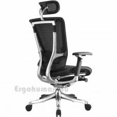 NEFIL Luxury Mesh Black сетчатое эргономичное кресло