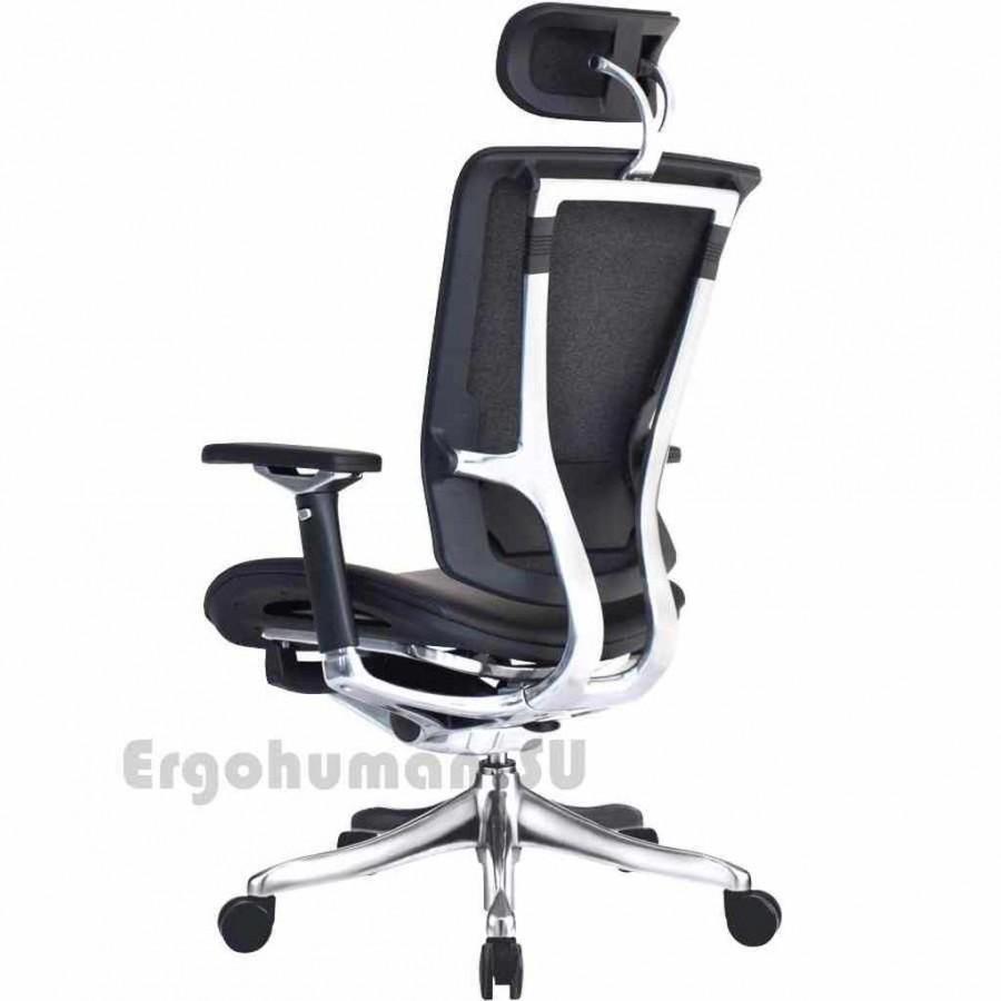 Купить кожаное компьютерное кресло Nefil Luxury