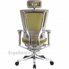 NEFIL Luxury Mesh Grey сетчатое эргономичное кресло