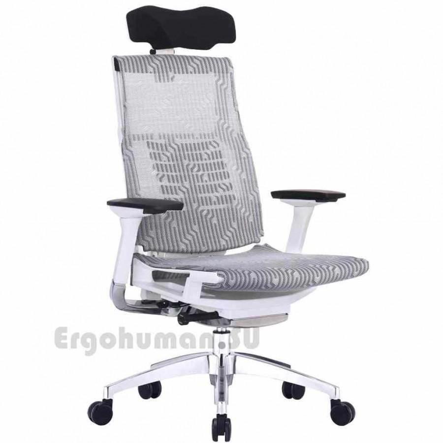 Компьютерное кресло POFIT Bionic White