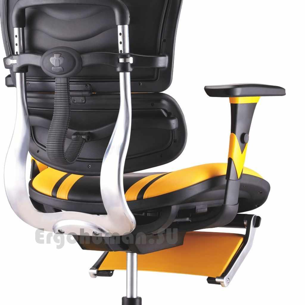 ортопедическая спинка для геймерского кресла