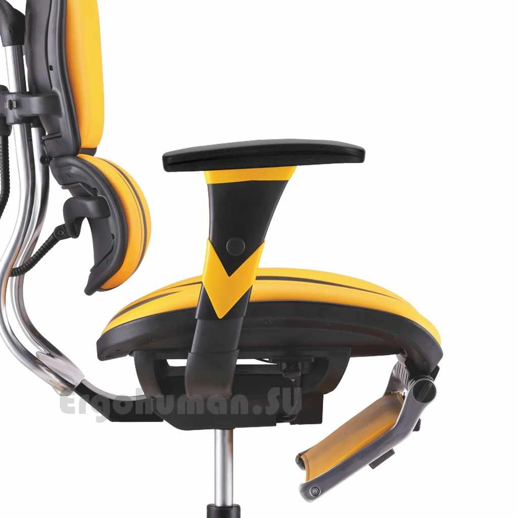 анатомическое геймерское кресло