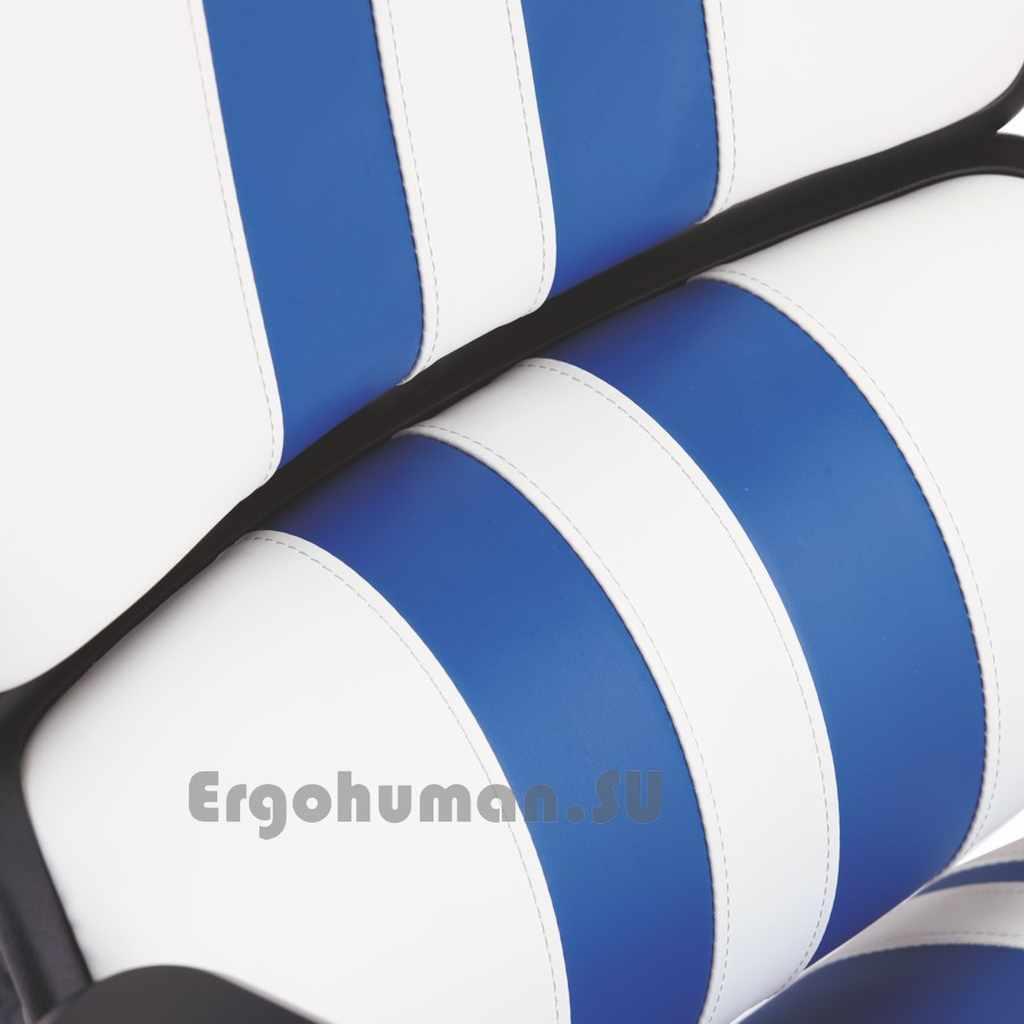 Ортопедическая спинка для геймерского кресла ERGOHUMAN MARS Comfort Seating