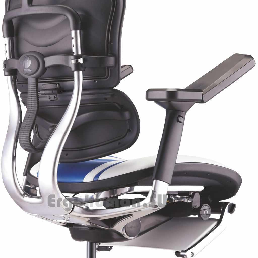 Подлокотники для геймерского кресла ERGOHUMAN MARS Comfort Seating