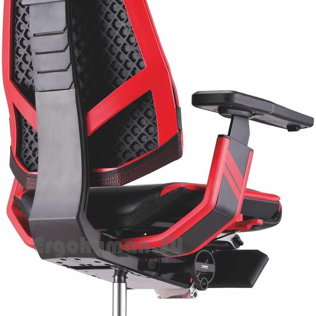 Геймерские подлокотники кресла GENIDIA MARS Comfort Seating