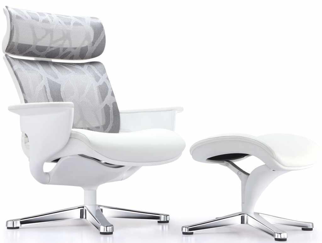 Кресло реклайнер сетчатое для дома