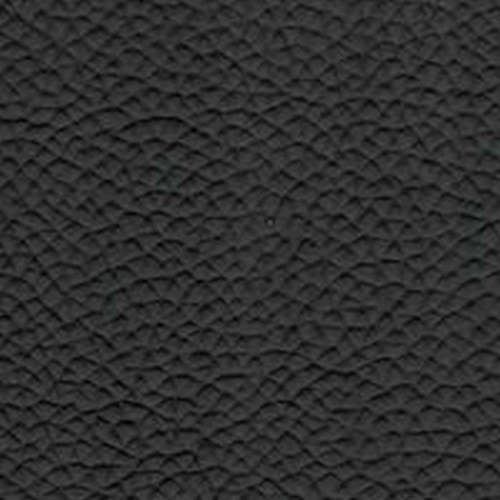 Черная кожа для компьютерного кресла